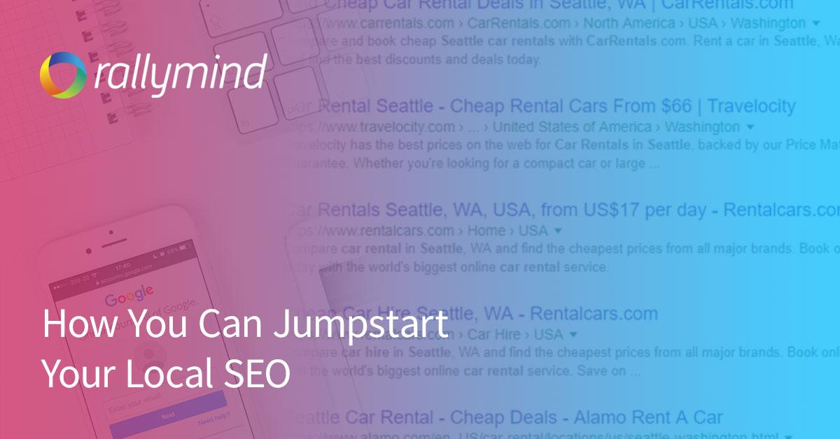 Jumpstart your local SEO strategy