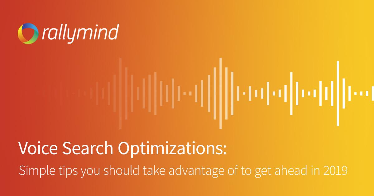 Voice Search Optimizations